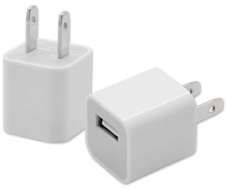 USB Charger (US Plug) for Apple iPhones/iPads